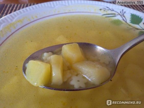 Суп куриный с вермишелью Podravka  фото