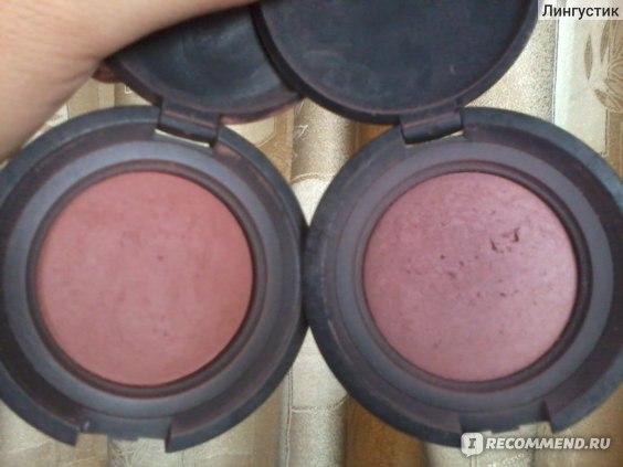Слева, рыженькие - № 59, справа - № 56, которые розово-сливовые