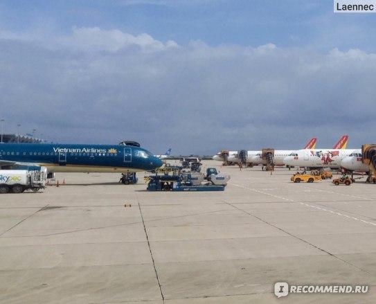 самолет в Нячанге