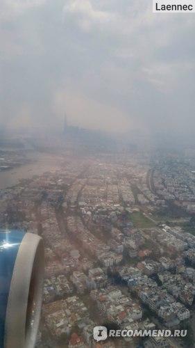 посадка в Хошимине