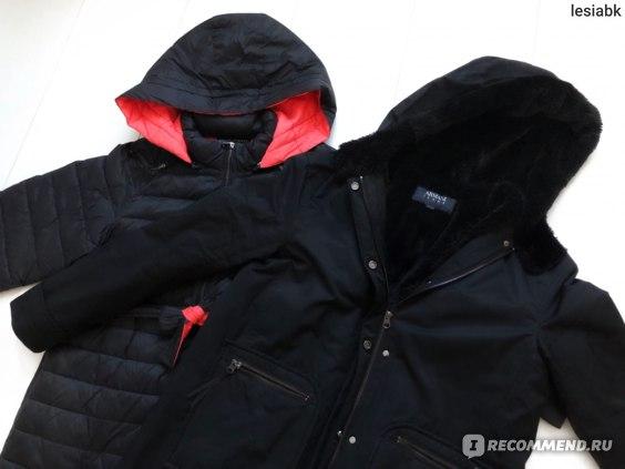 Куртка женская Emporio Armani. Парка Emporio Armani.