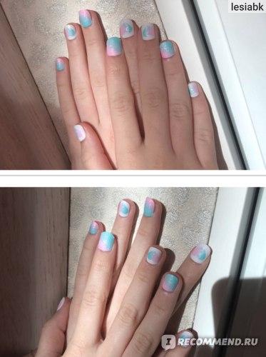 Дизайн ногтей за минуту