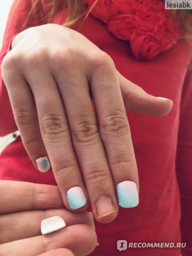 Lukky Наклейки на ногти снятие