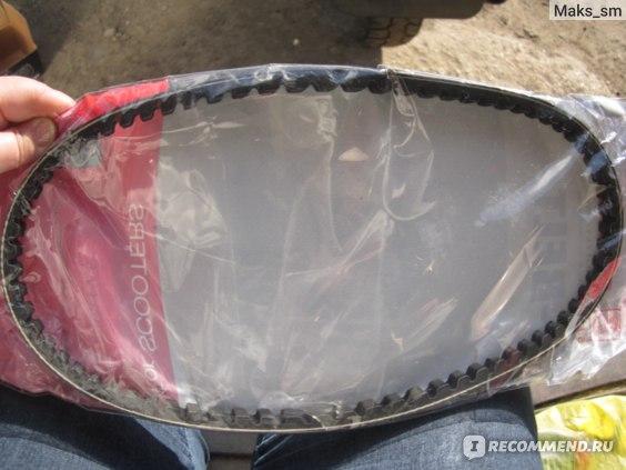 Ремень вариатора на китайский скутер