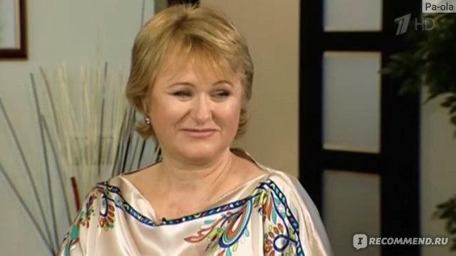 Мать Юлии Началовой в молодости
