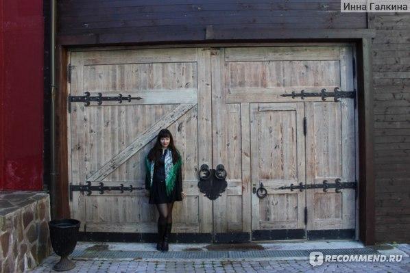 Культурно-Этнографический Центр «МОЯ РОССИЯ», Роза Хутор, Красная Поляна фото