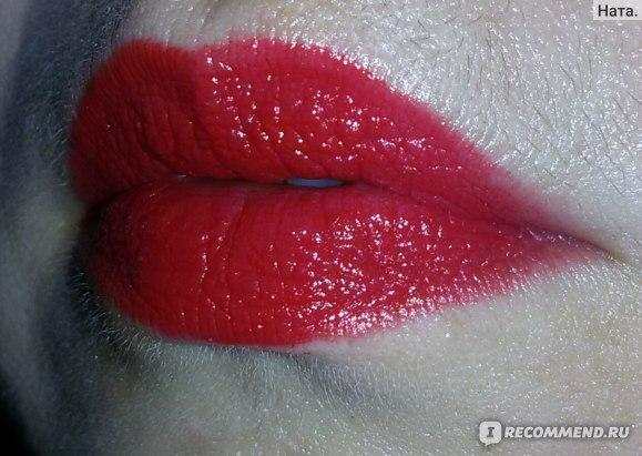 Губная помада Арт-визаж увлажняющая фото