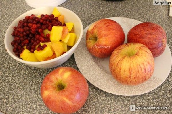 Пример завтрака: фрукты + йогурт или стакан кефира