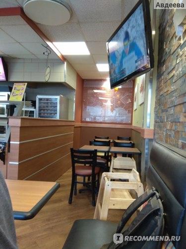Сеть ресторанов Subway