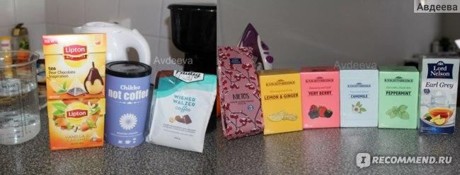 Мои спасители на диете, которые притупляют чувство голода: чай и кофе (часто пью ароматизированный чай)