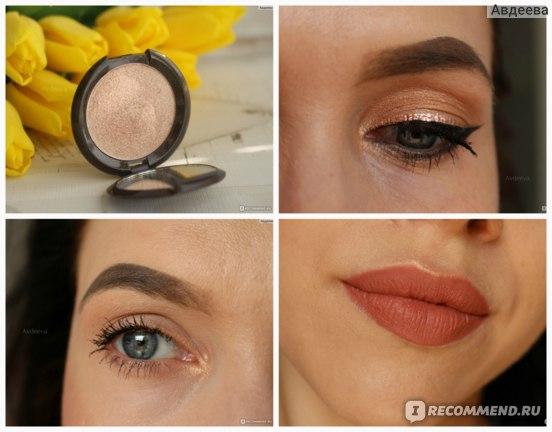 Хайлайтер BECCA Shimmering Skin Perfector Pressed Highlighter в оттенке Opal отзыв