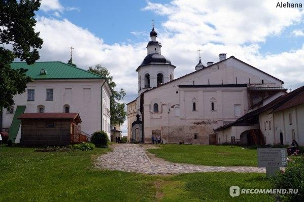 Кирилло-Белозерский монастырь в г. Кириллове фото