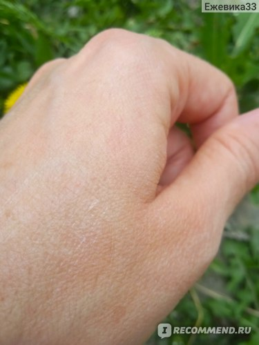 Взбитый крем для лица Планета органика отзыв