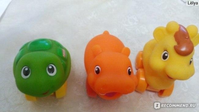 Playskool Hasbro Веселые животные (на колесиках) фото