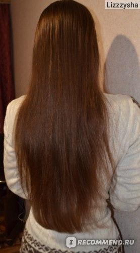 Такими волосы бывают от недостаточно работающих средств. Заметна пушистость, волосы торчат по всей длине, не хватает увлажнения.