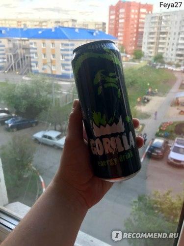 Энергетический напиток  «Gorilla Original» фото