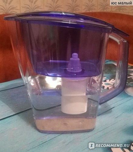 Фильтр для воды барьер