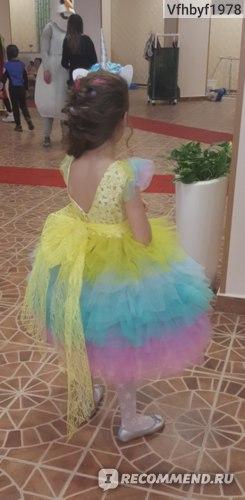 Ткань для юбки Caramelkalife Фатин средней жесткости в шпульках 150 мм на 22 м фото