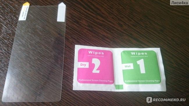 Салфетки для очищения экрана от пыли AliExpress Dust Removal Wet Dry Cleaning Wipes Papers for Smartphone Camera Lens LCD Screens cleaning cloth фото