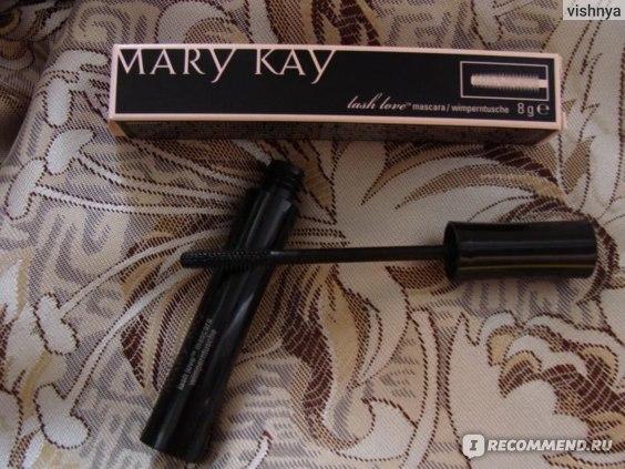 Тушь для ресниц Mary Kay Lash Love фото