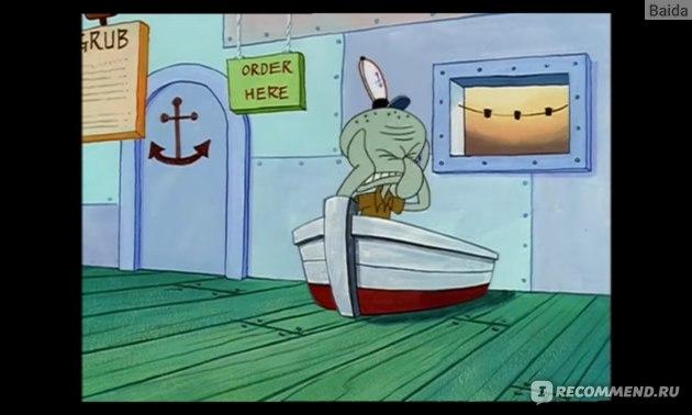Губка Боб квадратные штаны / SpongeBob SquarePants фото