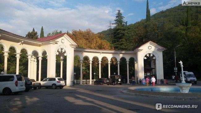 кавказ гагра абхазия официальный сайт