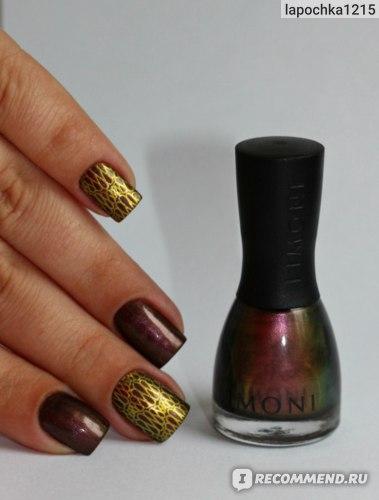 """Лак для ногтей Limoni """"Oriental silk"""" фото"""