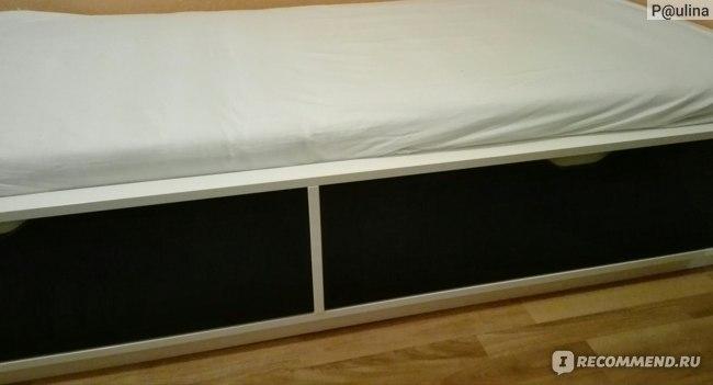 Икеа. Кровать ФЛАКСА фото