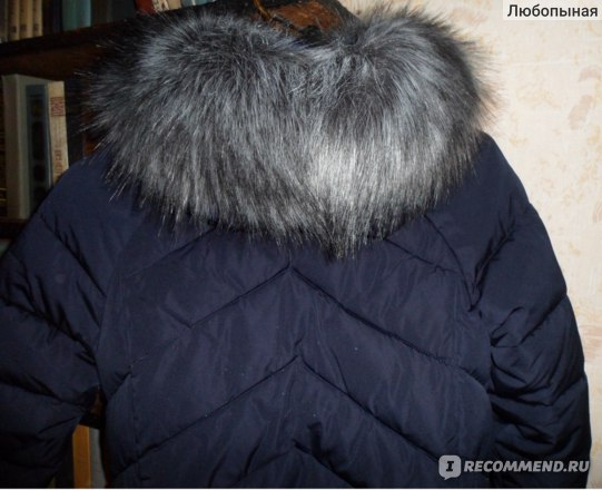 Пальто Camadini Женское, зимнее фото
