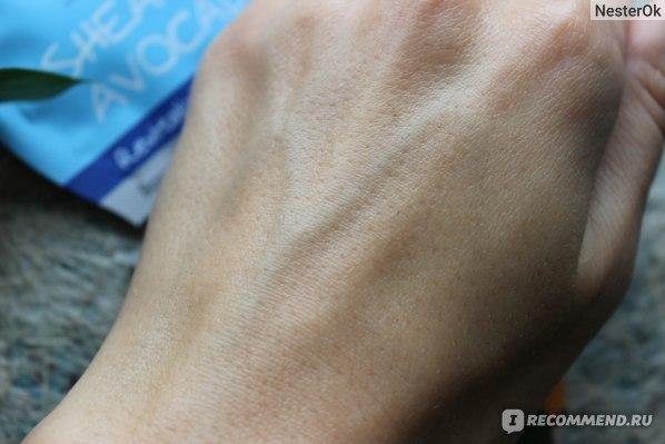 Восстанавливающий крем для ног Skinlite Масло Ши и Авокадо фото