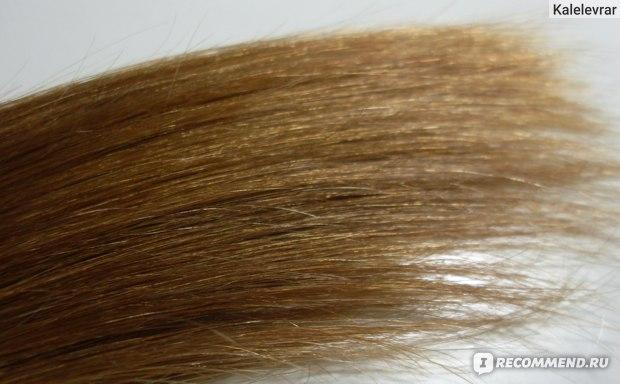 Состояние кончиков волос после бальзама (без несмываемого ухода)
