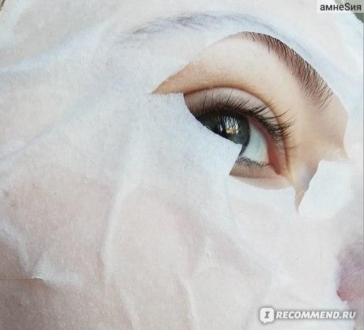 Тканевая маска для лица FoodaHolic Olive Natural Essence 3D Mask фото
