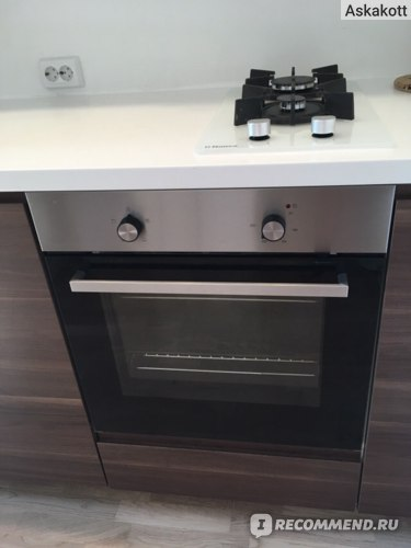 Электрическая духовка для кухни Ikea.