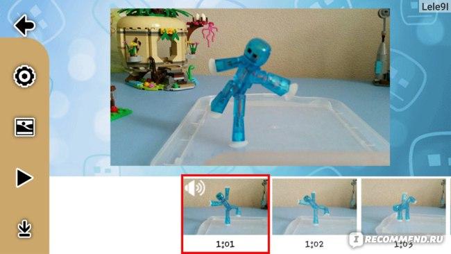 STIKBOT TST616 - человечки для создания своего мультика фото