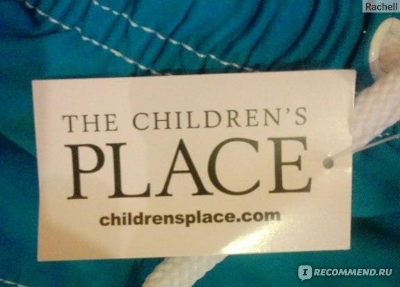 Шорты Children's place пляжные Артикул №59284 р.3Т фото