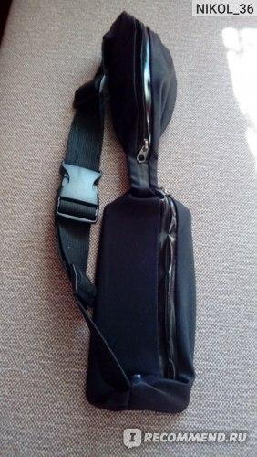 Поясная сумка для бега Aliexpress Running Bag Travel Waist Pocket Jogging Sports Portable Waterproof Cycling Pack Bag Outdoor Phone anti-theft Pack Belt Sport Bag фото