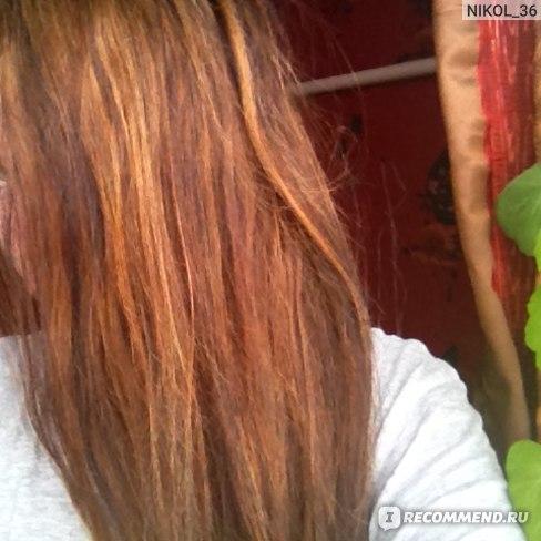 Смывка волос в салоне фото