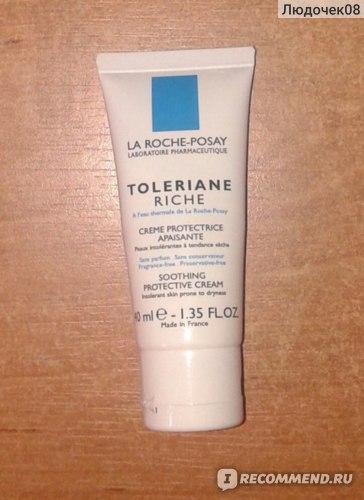 Крем для лица La Roche Posay Toleriane riche фото