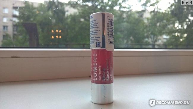 Кремовые румяна Lumene Raspberry miracle blush sorbet фото