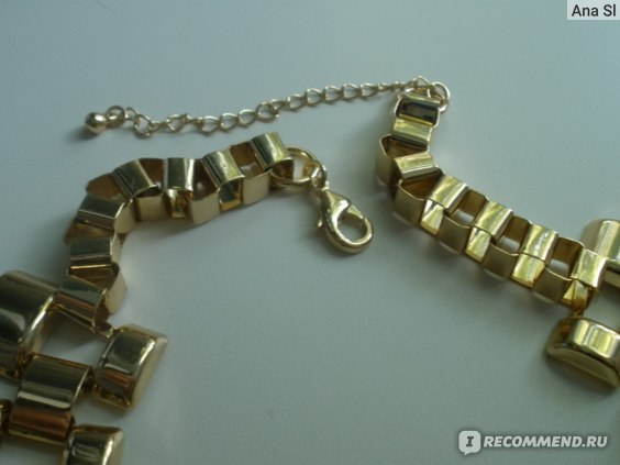 Ожерелье Oriflame ГОЛД-Н-ГЛЭМ фото