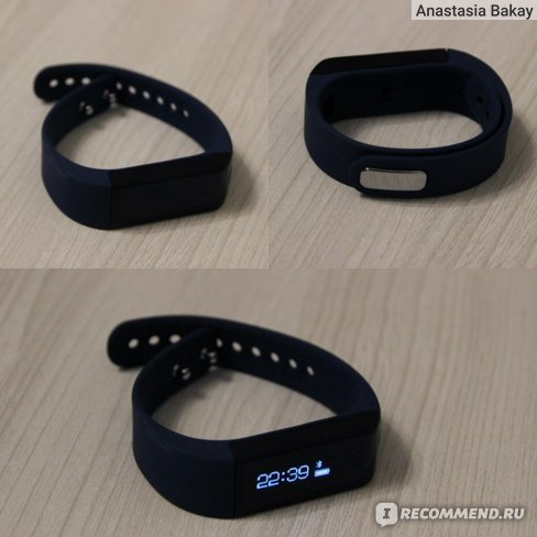 Фитнес-браслет Gamiss I5 Plus Smart Bracelet IP65 Bluetooth 4.0 Watch Wristband Sleep Monitoring Sports Tracking Remote Camera фото