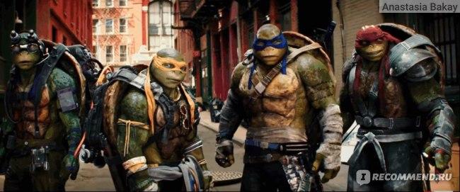 Черепашки-ниндзя 2 / Teenage Mutant Ninja Turtles: Out of the Shadows (2016, фильм) фото