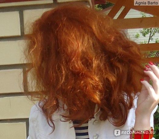 так волосы становились, когда заканчивался кератин. Через пол годика