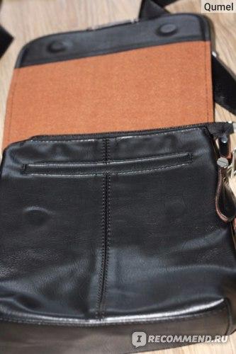 Мужская сумка через плечо Aliexpress 2014 New free shipping bussiness bag genuine leather men bag factory price BK7010 фото