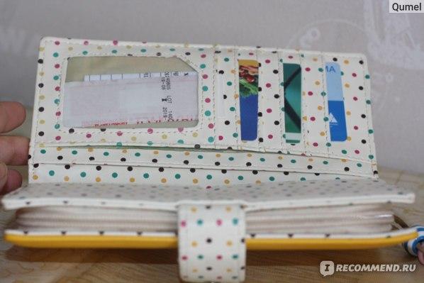 Кошелек Ebay Yellow Zip Women Korean Handbag Money Change Purse Black Wallet Hot Hobo Pouch фото