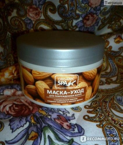 Маска-уход для поврежденных волос Organic SPA фото