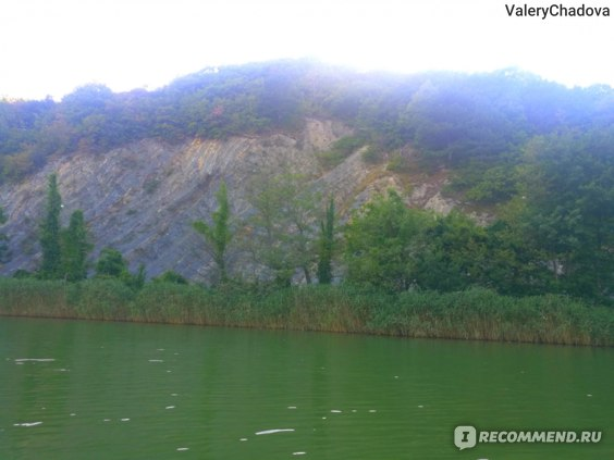 Набережная реки Вулан, Архипо-Осиповка фото