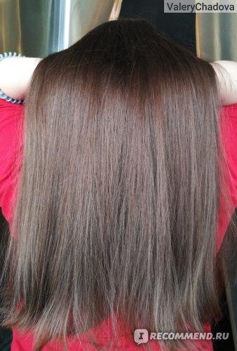 Волосы после средств Kezy