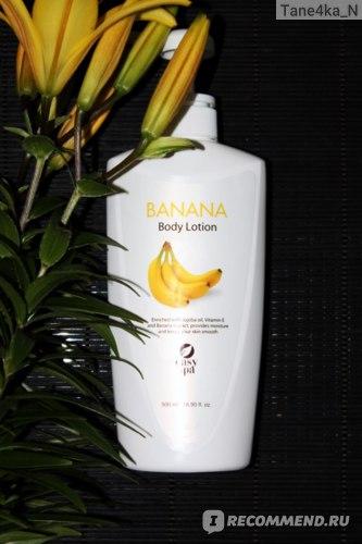 Лосьон для тела Easy Spa Banana фото
