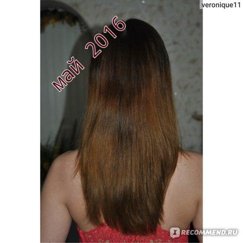 Восстанавливаю волосики